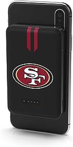 NFL Prime Brands Group Wireless Powerbank with 2 USB Ports