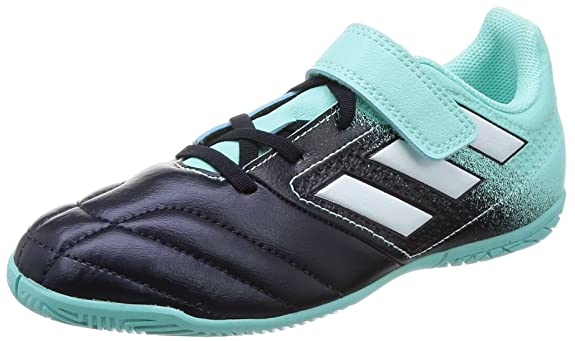 Amazon.com | adidas Ace 17.4 in J H&L Junior Indoor Football Trainers | Fashion Sneakers