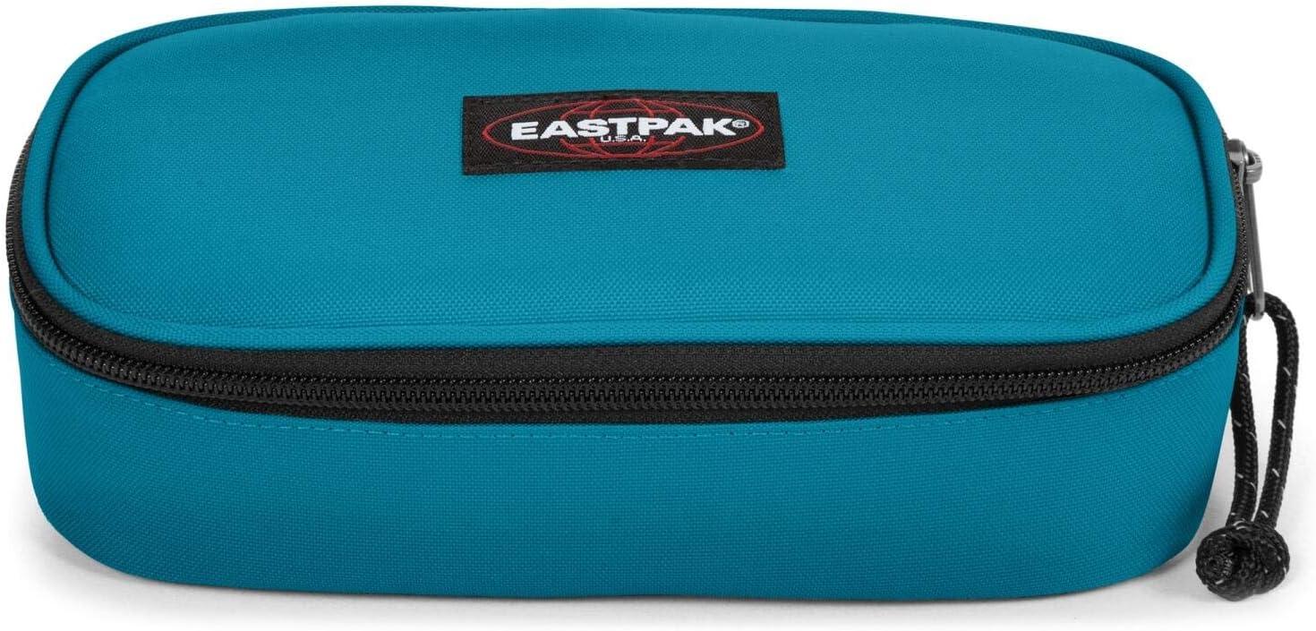 Eastpak Oval XL Single Estuche, 22 cm, Azul (Novel Blue): Amazon.es: Equipaje
