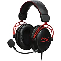 HyperX Cloud Alpha Pro Gaming Headset for PC, PS4 & Xbox One, Nintendo Switch (HX-HSCA-RD/AM)