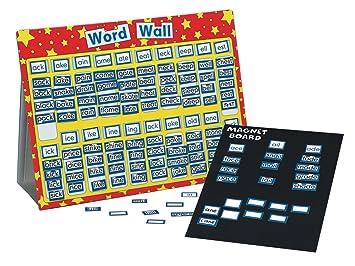 Amazon.com: Smethport Tabletop Word Walls Word Families Level 2 ...