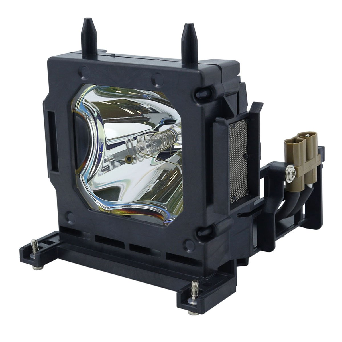 Original Philips Projector Lamp Replacement with Housing for Sony LMP-H210