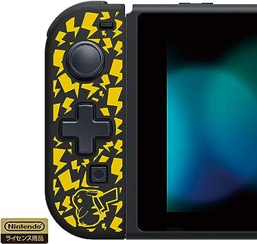 Hori Mando Controlador D-Pad (L) Pikachu Nintendo Switch Juji-Kon ...