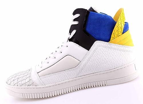 Bikkembergs Scarpe Uomo Sneakers Alte Dirk Sport Couture