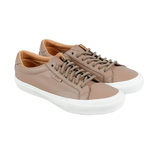 Vans Desert Authentic Court DX (Leder) Desert Vans Taupe Damens's f09bdd