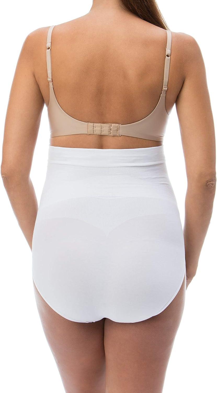 RelaxMaternity 5100 Schwangerschafts-Slip Baumwolle mit eingebauter Unterleibst/ütze