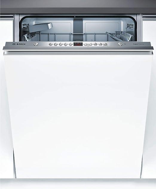 Bosch Serie 4 SBV45IX07E lavavajilla Totalmente integrado 13 ...