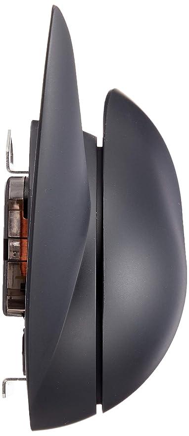 Alessi 05 G Walter Wayle II - Reloj de pared (plástico ABS), color gris: Amazon.es: Hogar