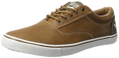 Mustang Herren 4101-303-301 Sneakers, Braun (301 Kastanie), 40 EU