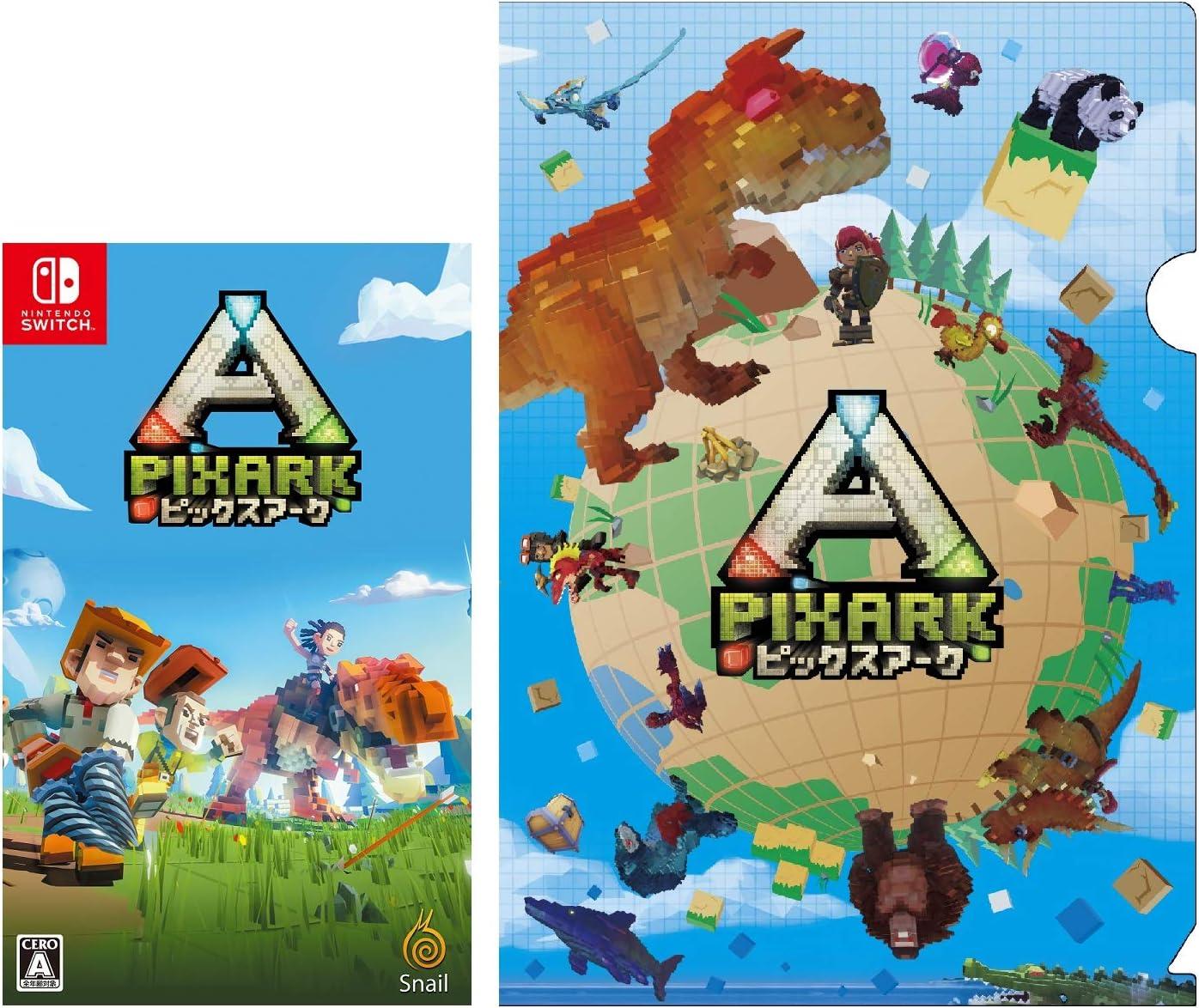 PixARK(???????) -Switch ?Amazon.co.jp????????A5??????? ?: Amazon ...