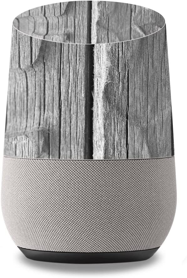 MightySkins Skin Compatible with Google Home wrap Cover Sticker Skins Dead Wood