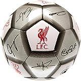 Liverpool FC Football Team Size 5 Player Signature Ball