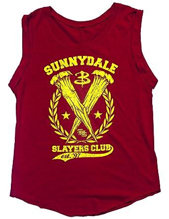 41dae8c02b1eb Amazon.com: Ripple Junction Buffy The Vampire Slayer Sunnydale ...