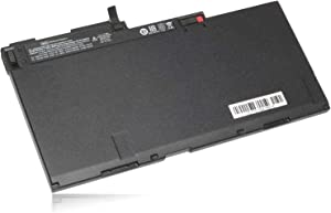CM03XL Laptop Battery Replacement for HP EliteBook 840 845 850 855 740 745 750 755 G1 G2 Series CO06 CO06XL CM03050XL CM03050XL HSTNN-IB4R HSTNN-DB4Q HSTNN-LB4R 716724-421 717376-001-11.1V 50Wh