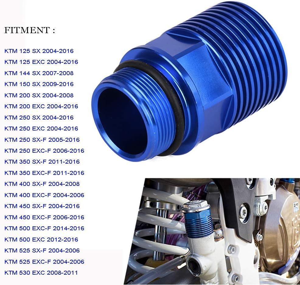 JFG RACING CNC Kit de protecci/ón de Freno Trasero para SX125 SX150 XC150 SX250 SX-F250 XC250 XC250 XC-F250 XC-F250 XC300 SX-F350 XC-F350 SX-F450 Factory Edition XC-F450