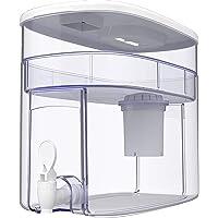 pH RECHARGE - Distributeur d'eau filtrée - alcalinisant/ionisant - filtration ultra-rapide - blanc - 12,5 l