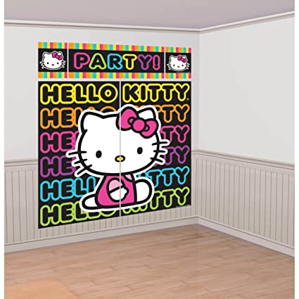 f5bd02340 Image Unavailable. Image not available for. Color: Hello Kitty 'Neon Tween'  ...