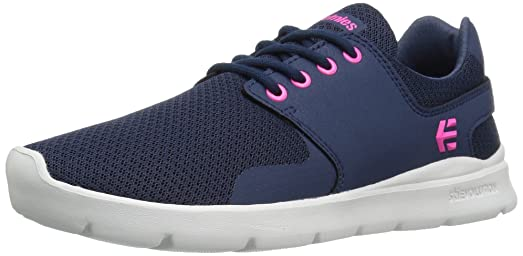 Etnies Scout Xt W's, Bleu (Navy Pink), 37.5