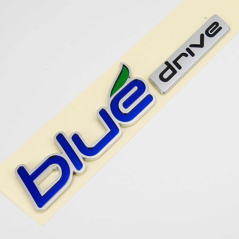 HYUNDAI Sonata YF Hybrid Blue Drive Emblem AMHM0409