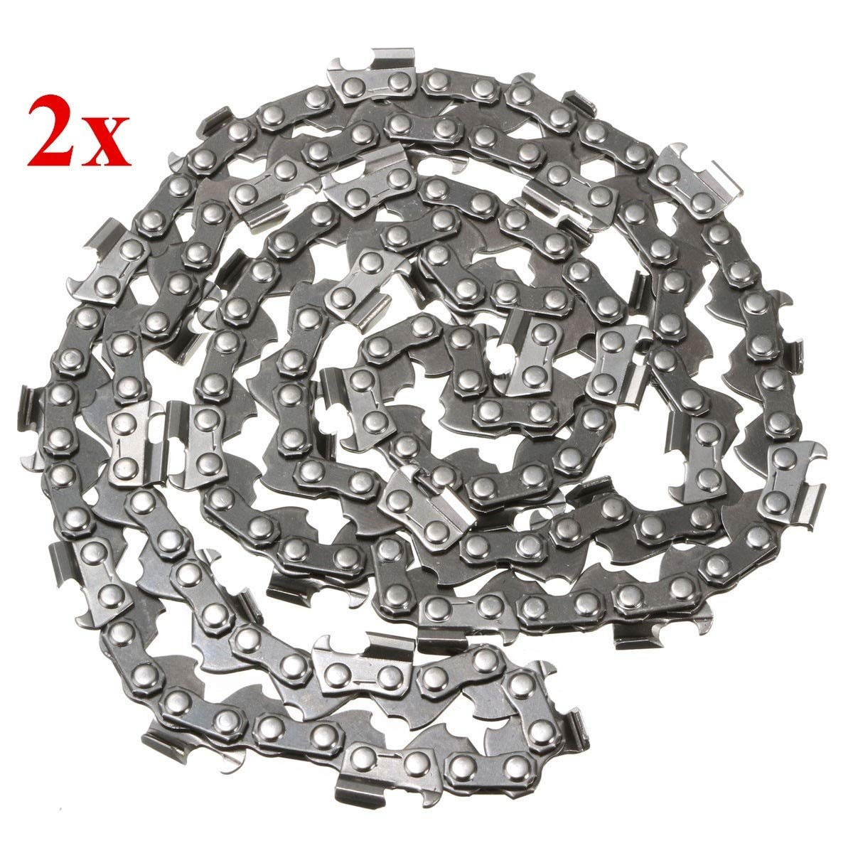 """2X 20/"""" Full Chisel Saw Chain for Jonsered Ripping Mill Chainsaws"""