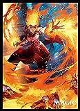 マジック:ザ・ギャザリング プレイヤーズカードスリーブ 『灯争大戦』 《炎の職工、チャンドラ》 (MTGS-101)