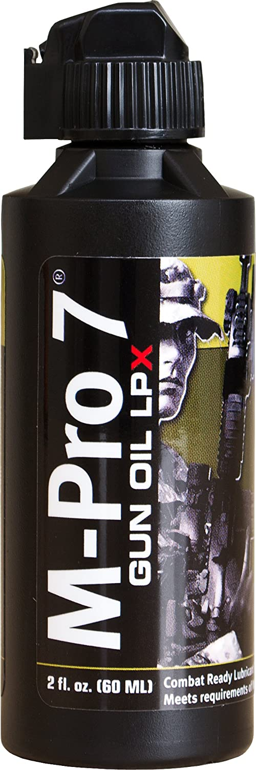 M-Pro 7 Gun Oil LPX, 2 Ounce Bottle