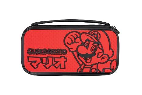 4244e65489e Pdp - Deluxe Consola Case Super Mario Kana Edition (Nintendo Switch ...