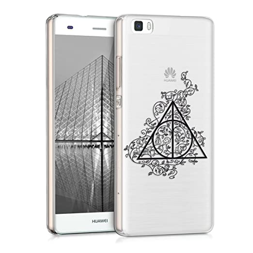 114 opinioni per kwmobile Cover per Huawei P8 Lite (2015)- Custodia in silicone TPU- Back case