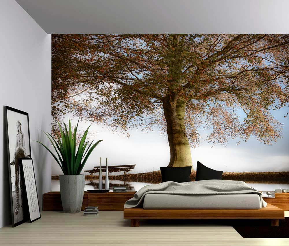Amazon Com Picture Sensations Canvas Texture Wall Mural Blossom