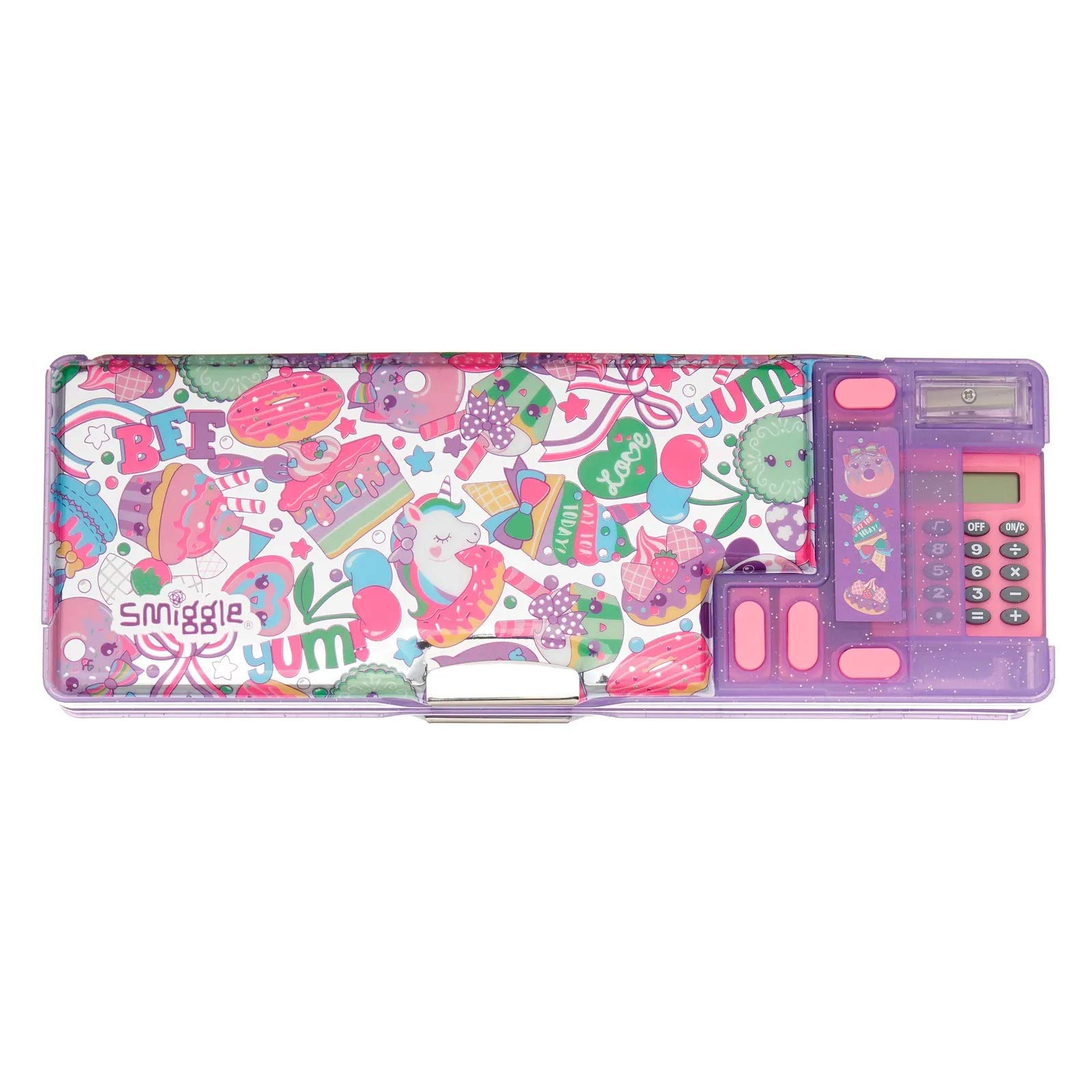 Smiggle Flashy Pop Out Pencil Case by Smiggle