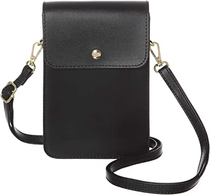 MINICAT Credit Card Slots Small Crossbody Bags Cell Phone Purse Wallet For Women
