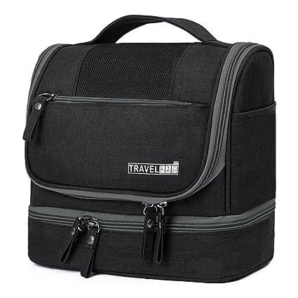Amazon.com: HKW bolsa de aseo para colgar bolsa de ...