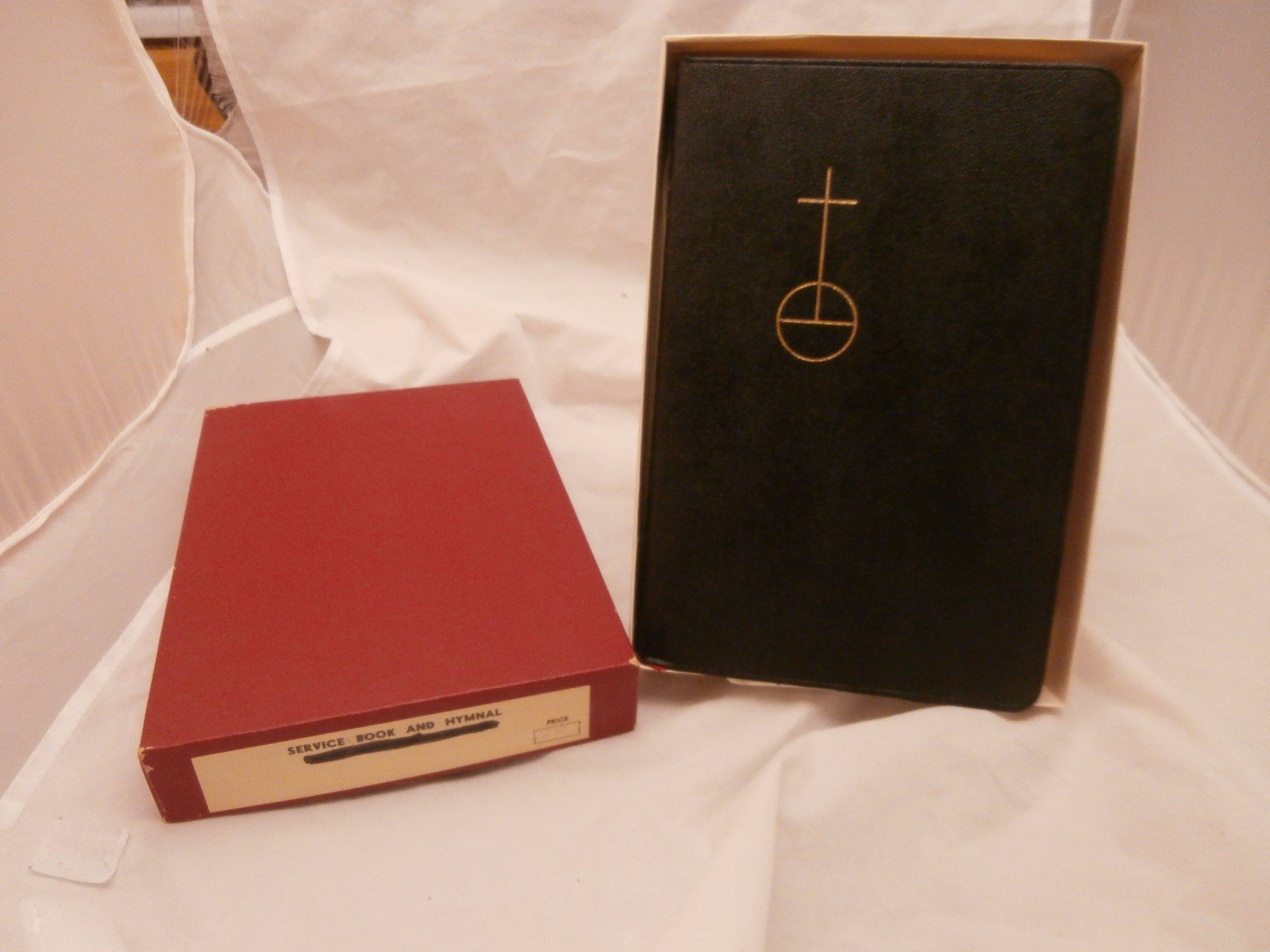 Service Book and Hymnal of the Lutheran Church in America