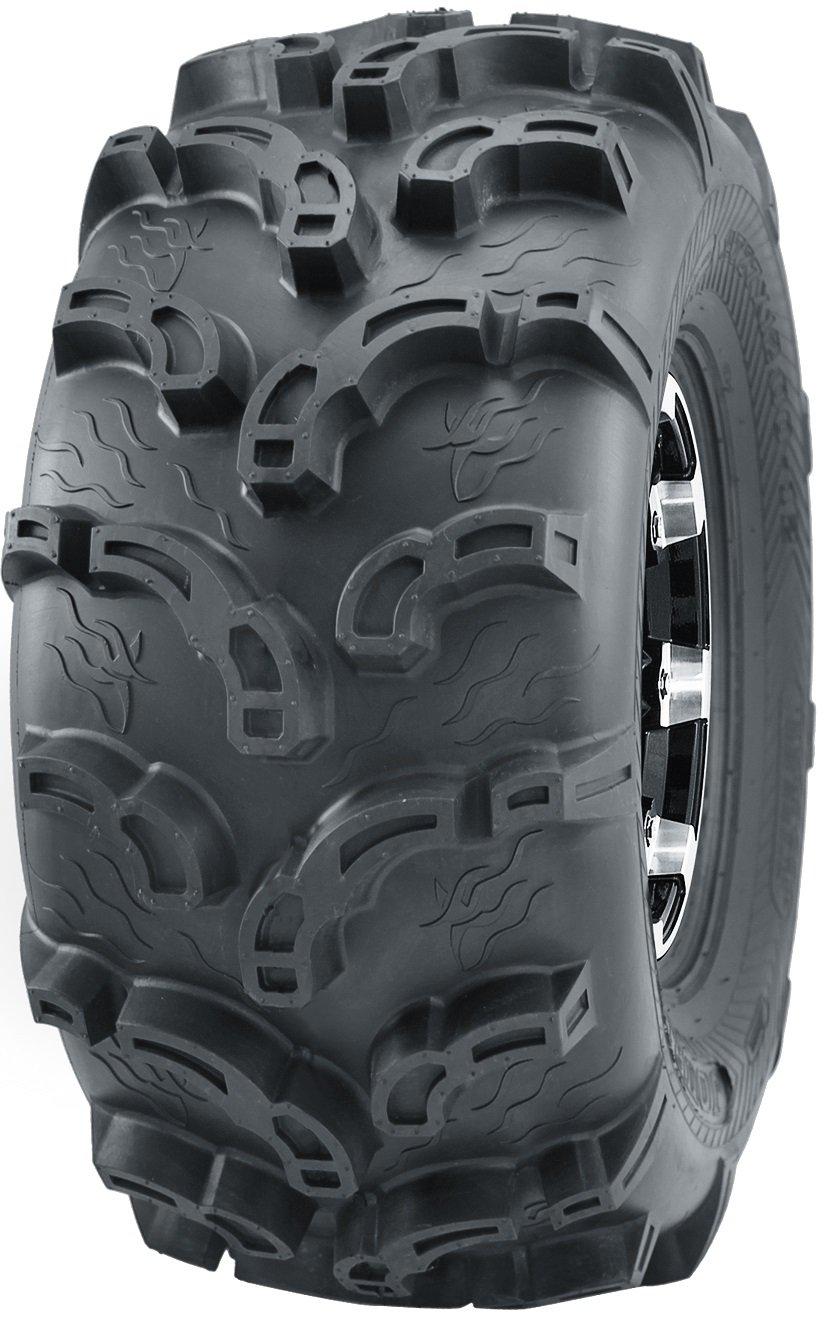 2 New Premium WANDA ATV/UTV Tires 25x11-10 /6PR P375 - 10216
