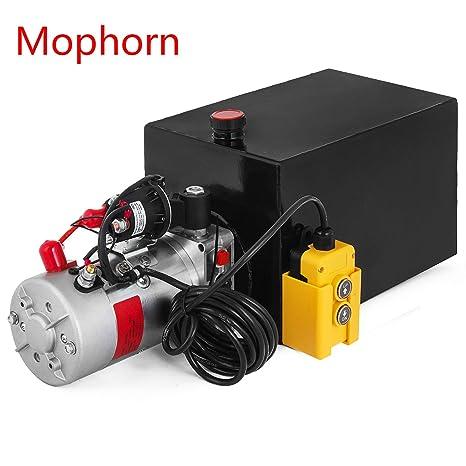 Amazon.com: Mophorn - Remolque de bomba hidráulica de 15 ...