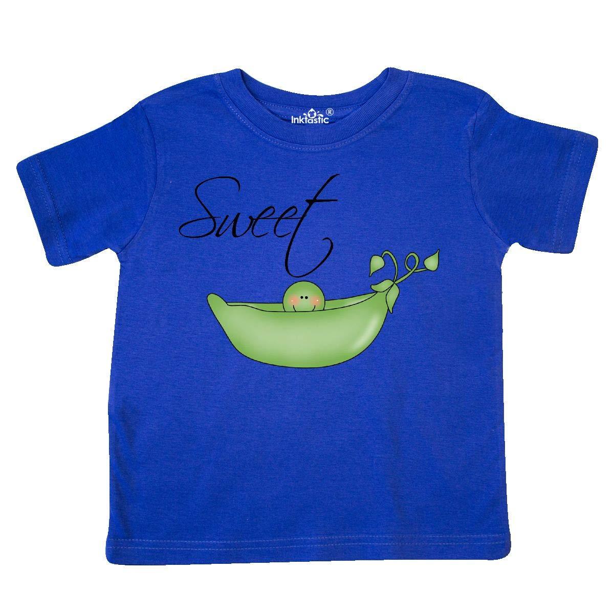 inktastic Sweet Pea Toddler T-Shirt