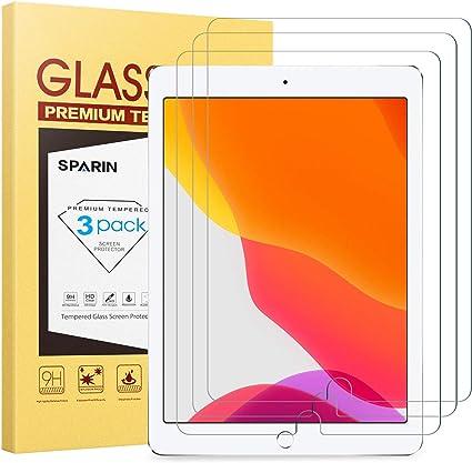 SPARIN Protector Pantalla ipad 10.2 / iPad Air 10.5 / iPad Pro ...