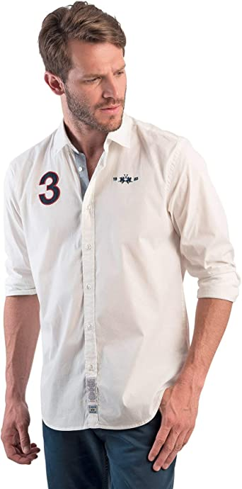La Martina Man Polo Long Sleeve Jersey Interlock Hombre: Amazon.es: Ropa y accesorios