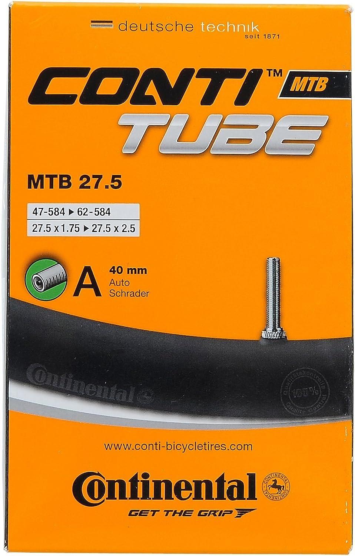 """Continental MTB 650B 27.5 x 1.75/"""" 27.5 x 2.40/"""" Presta 42mm Bike Inner Tube"""