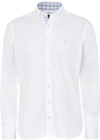 Camisa Hackett American OXMLT TRM: Amazon.es: Ropa y accesorios