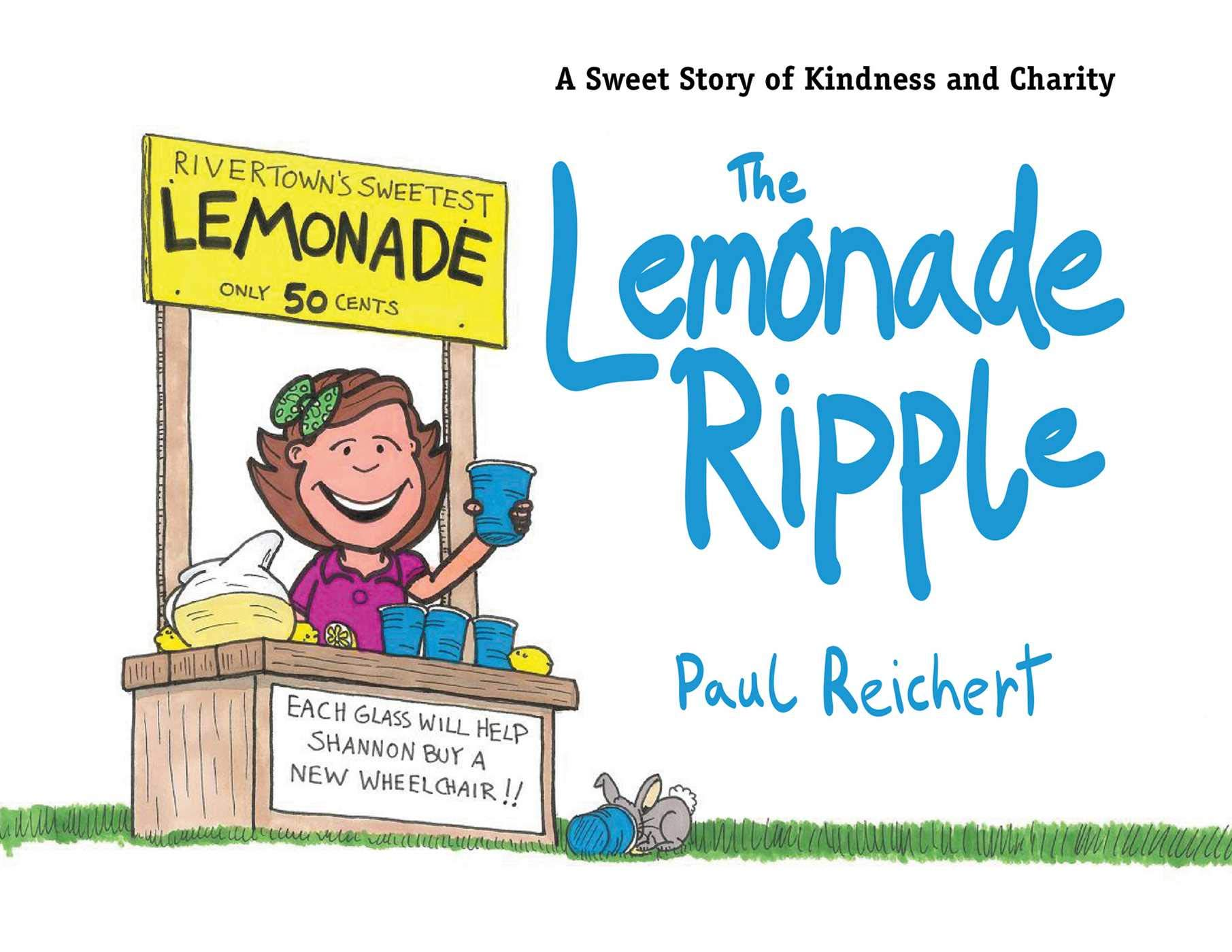 The Lemonade Ripple: A Sweet Story of Kindness and Charity
