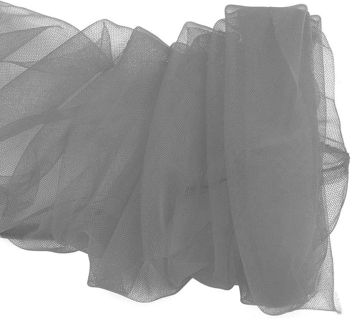 Agoky 1 Paire Longue Gants Mitaines Transparent Tulle DIY Gants Doigt Complet Pour Femme Jeune Fille Mariage Mari/ée F/ête Bal de Promo Photographie Accessoires Mittens 70 CM