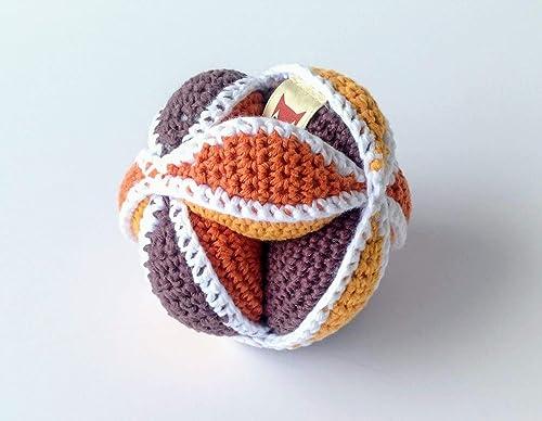 Pelota Montessori. Otoño: Amazon.es: Handmade