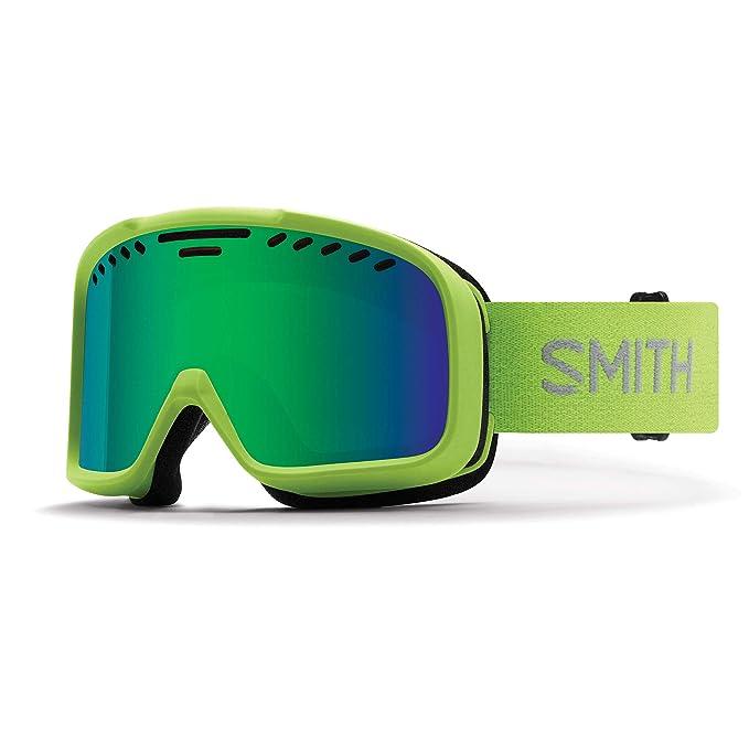 Smith gafas para la nieve con cristal verde