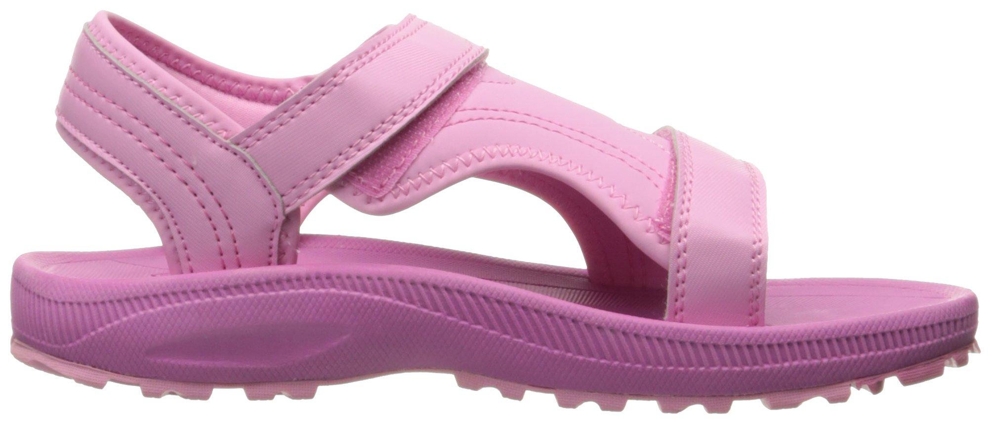 Teva Girls' Psyclone 4 Sandal, Pink, 1 M US Little Kid by Teva (Image #7)