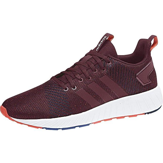 adidas Questar BYD Sneakers / Fitnessschuhe Herren Weinrot