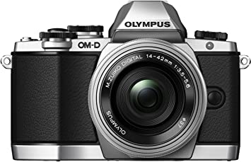 Olympus OM-D E-M10 - Cámara EVIL de 16 Mp (pantalla táctil 3 ...