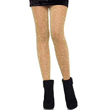 30d34e524 Leg Avenue Women s Lurex Shimmer Tights at Amazon Women s Clothing store