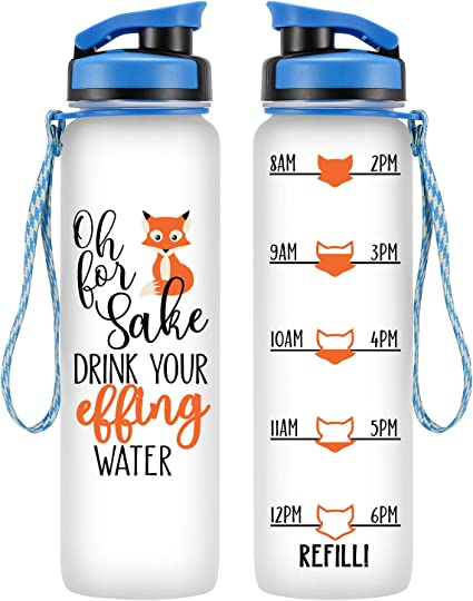 Trust Camping Funny Father's Best Sports Day Drinks Bottle
