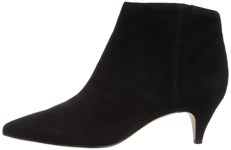 Sam Edelman Women's Kinzey Fashion Boot B06XC98TSM 10 B(M) US|Black Suede